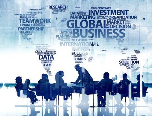 توسعه تجارت بواسطه تثبیت برند (ظهور شرکتهای بزرگ بین المللی)